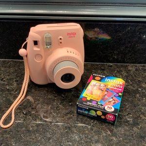 Fuji Instax8 cameras + film